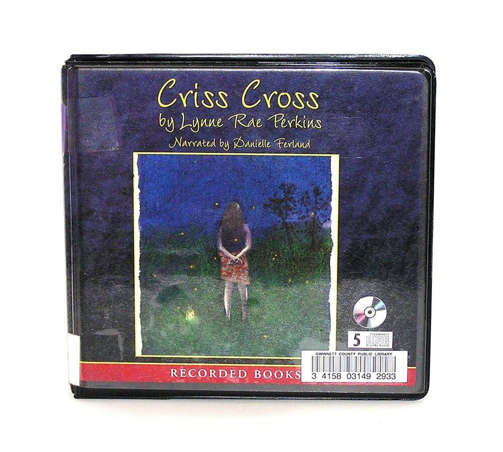 criss cross by lynne rae perkins book report Lynne rae perkins is the author of several novels, including her most recent newbery award winning book, criss cross she enjoys working in her studio, b.