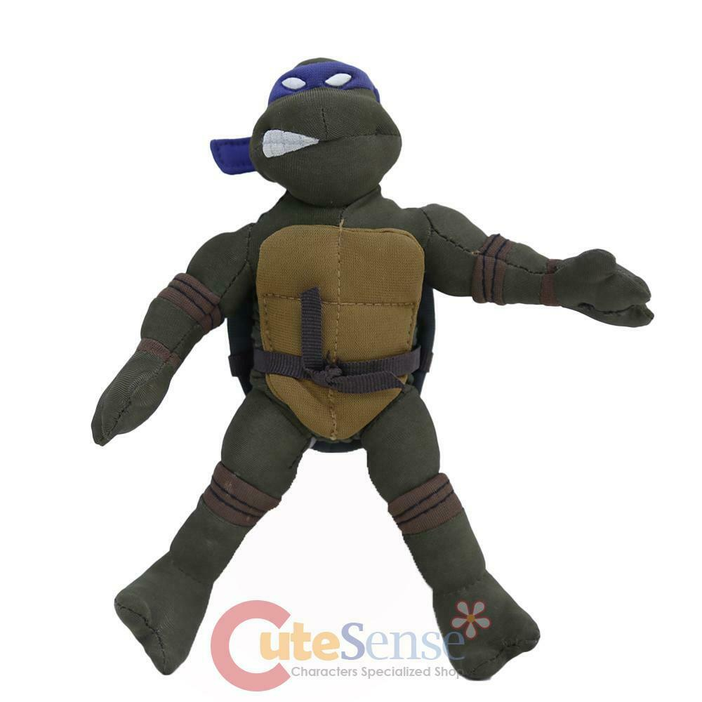 "Teenage Mutant Ninja Turtles Leonardo 8"" Action Plush Doll ..."