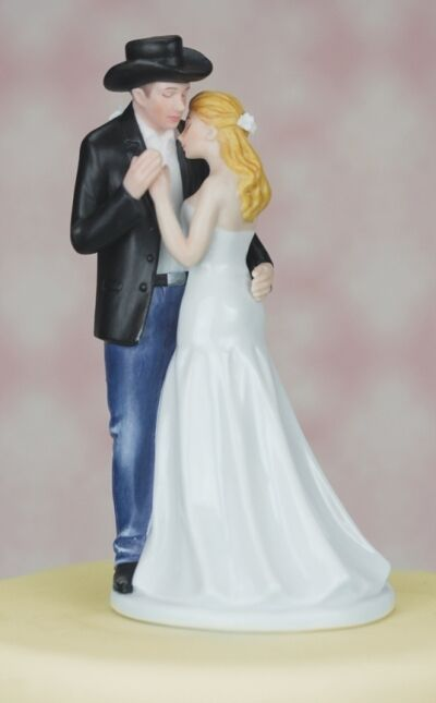 Old People Cake Topper