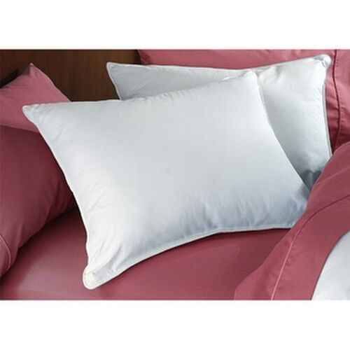 Circle of down medium soft support pillows set of 2 ebay for Best soft down pillow