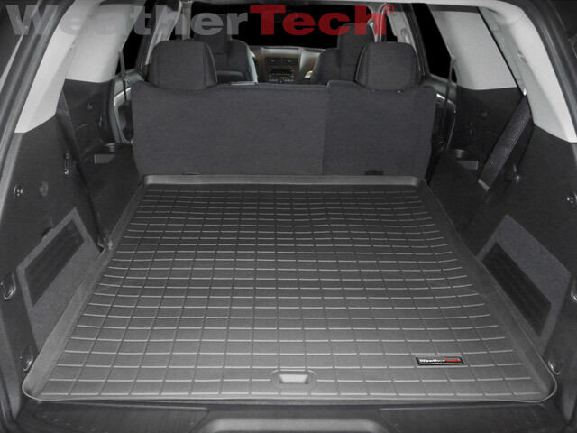 Weathertech 174 Cargo Liner For Gmc Acadia Large 2007 2016 Black Ebay