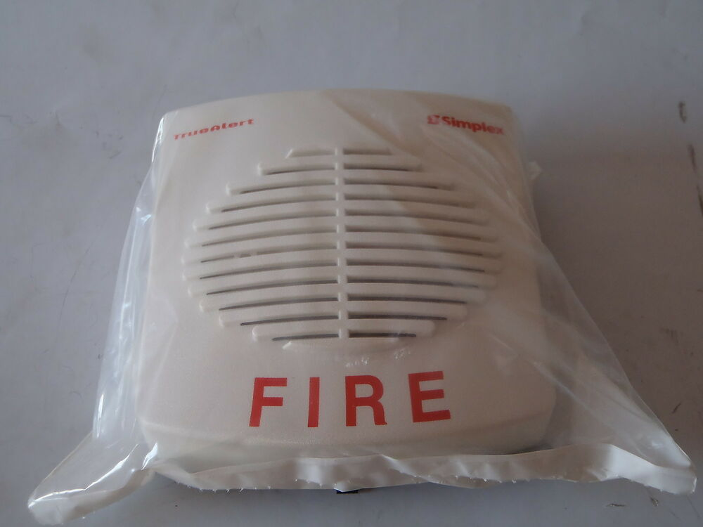 Simplex Fire Alarm Code Location further Product product id 665 additionally 400533042394 moreover 171026095056 further Simplex 4903 9357 truealert speaker strobe   default 4100 simplex message. on simplex true alert fire alarm