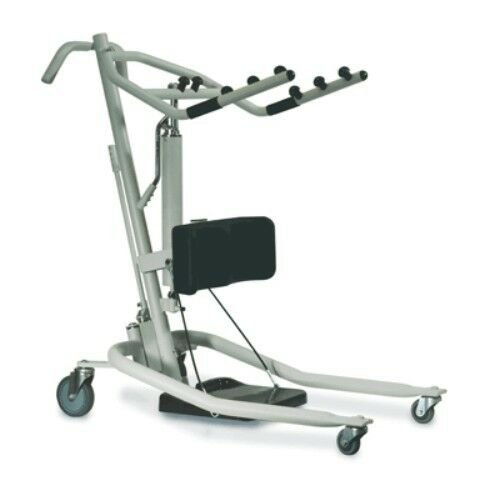 Invacare Stand Up Patient Transport Transfer Lift Ghs350