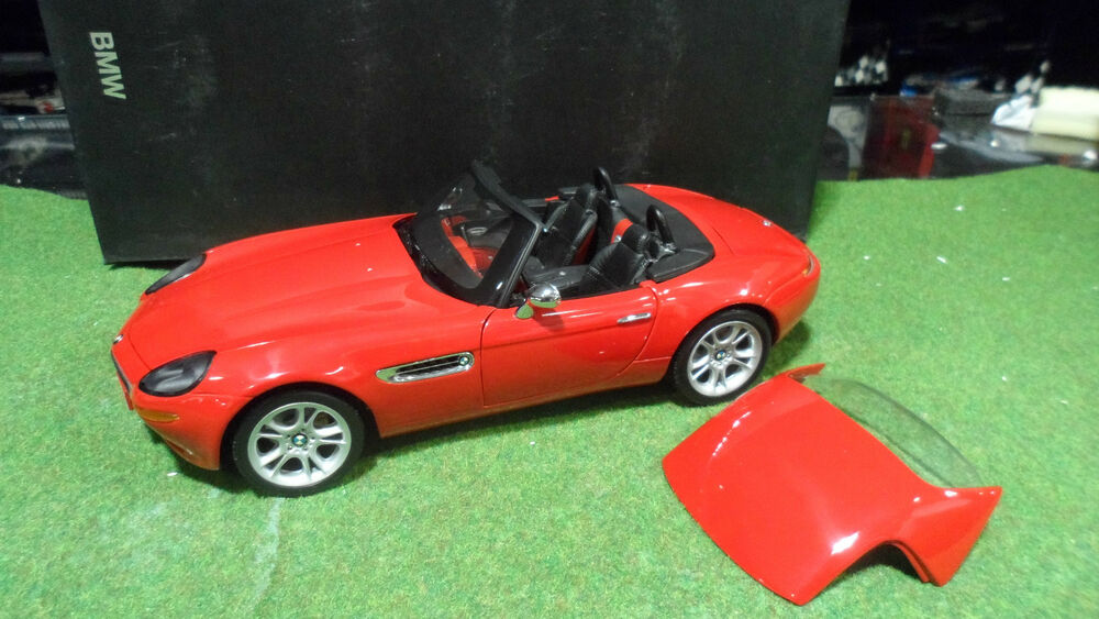 Bmw Z8 Cabriolet Convertible Hardtop 1 18 Kyosho 80439411729 Voiture Miniature Ebay