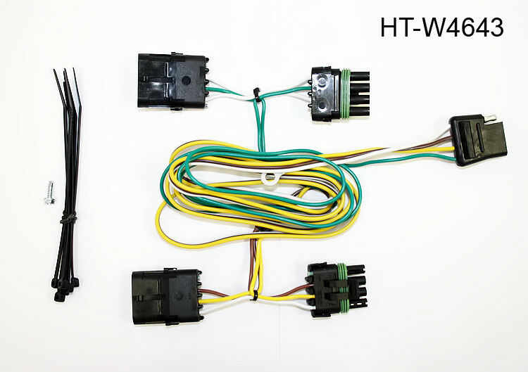 Hitch Wiring Connector Ht