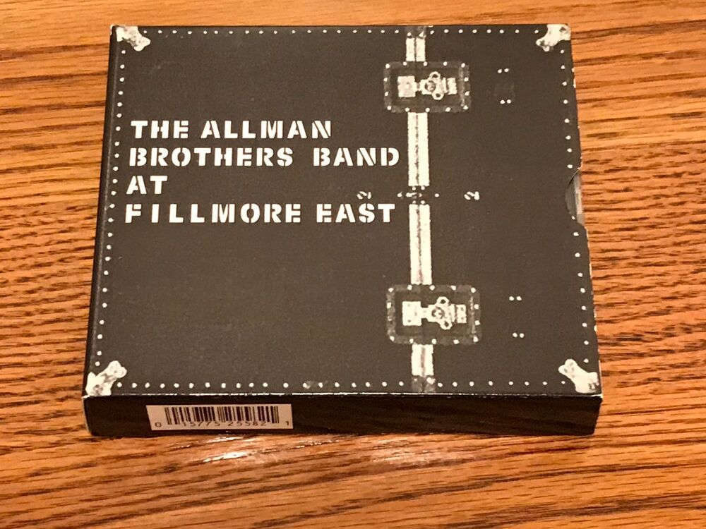 LIVE AT THE FILLMORE™ - Allman Brothers Tribute Band ...
