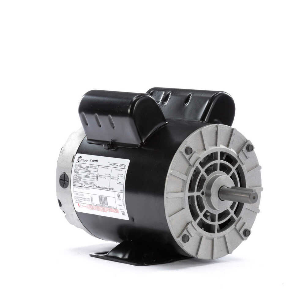 2 Hp 3450 Rpm Air Compressor Electric Motor 115 230 Volts New Century B381 Ebay
