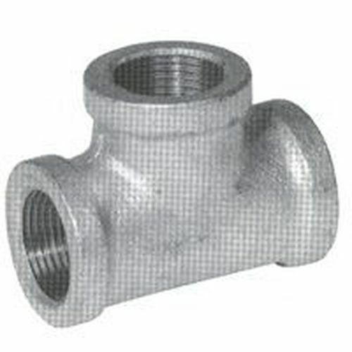 New lot inch galvanized pipe threaded tee
