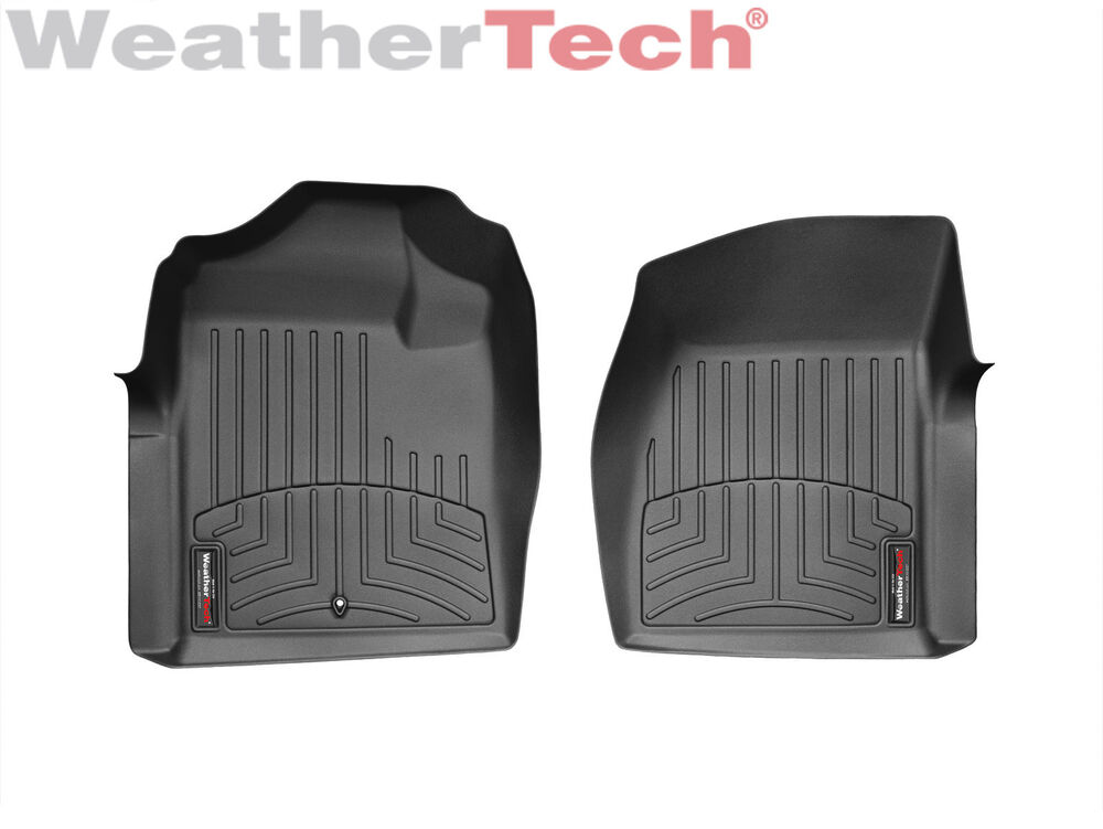 Weathertech Digitalfit Floorliner For Silverado Sierra Reg