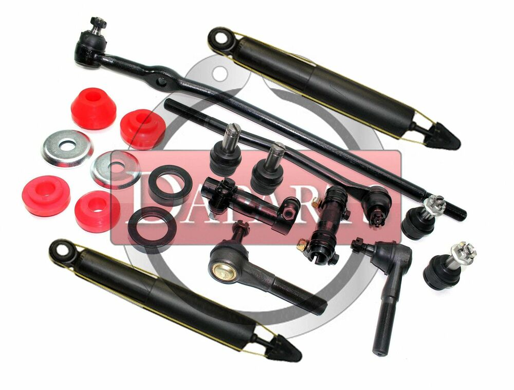 Ford Steering Parts : Wd ford ranger suspension parts shock absorber center