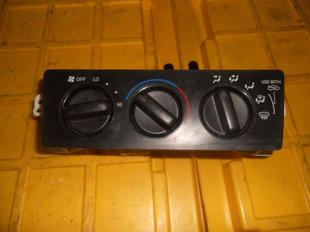 95 99 Toyota Avalon Ac Air Conditioner Heat Climate