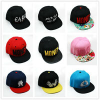 New Fashion Snapback Hip-Hop hats Adult adjustable Baseball cap in box
