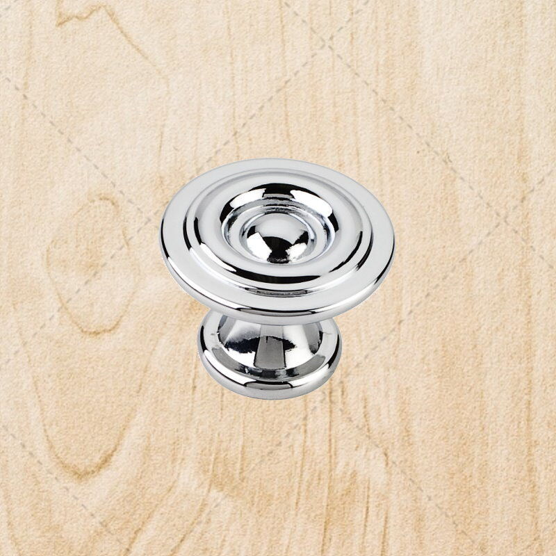 Kitchen Cabinet Hardware Knobs Kc75 Polished Chrome Pull 1