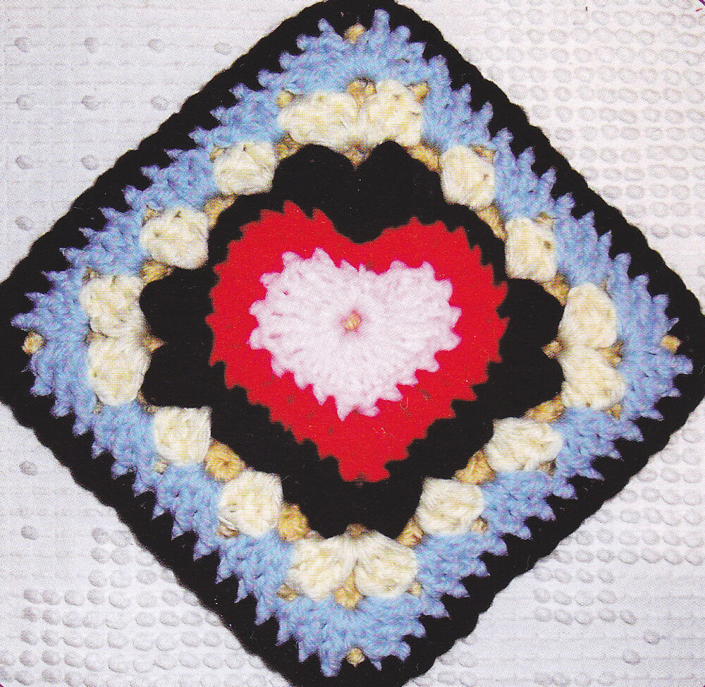Crocheting Heart Diseases: Spring cleaning pattern collection red ...