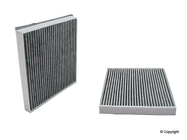 2008 2012 Smart Fortwo Car Cabin Air Filter Helps W Smell