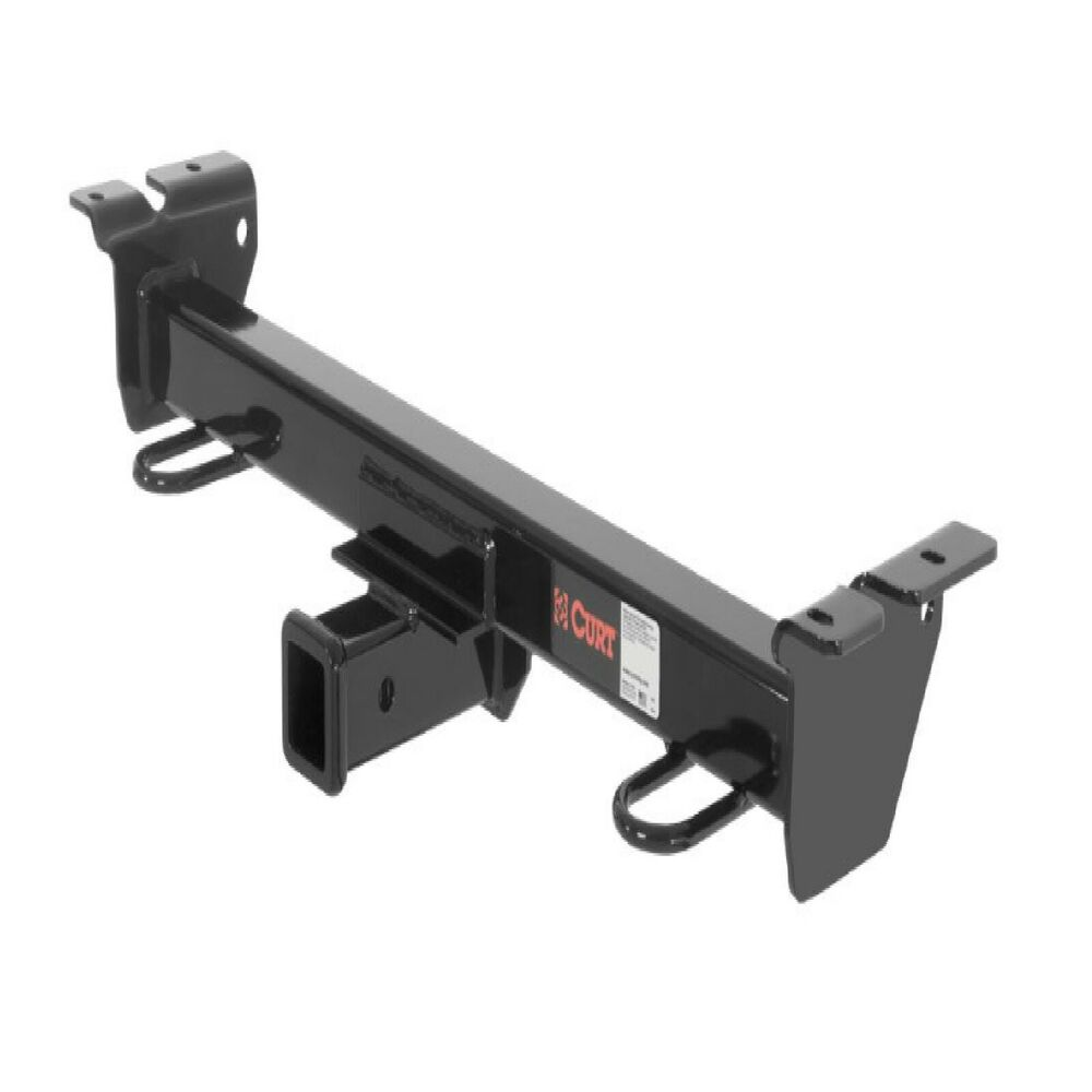 1998 Ford Econoline E350 Cargo Exterior: Curt Front Mount Trailer Hitch 33055 For 91-07 Ford