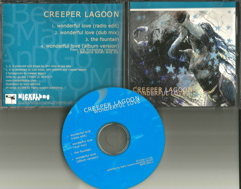 creeper lagoon wonderful love w unrleased dub rare trk promo dj