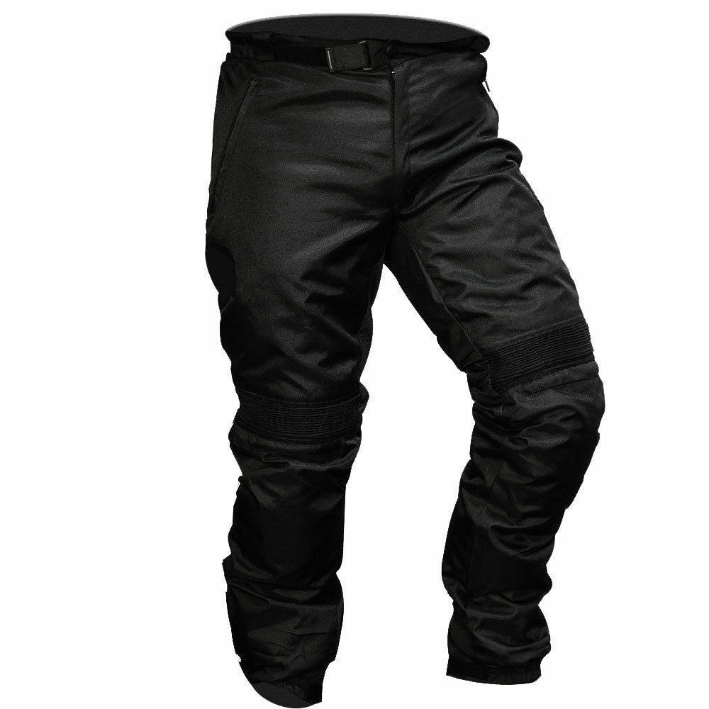 Leather Or Textile Motorcycle Trousers