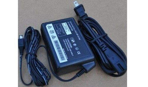 Jvc Mini Dv Digital Camera Camcorder Power Supply Ac