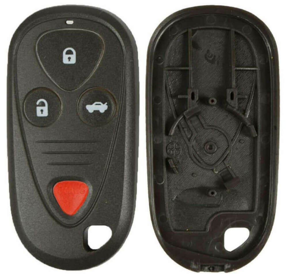 New Acura Replacement Remote Key Keyless Fob Case Buttons