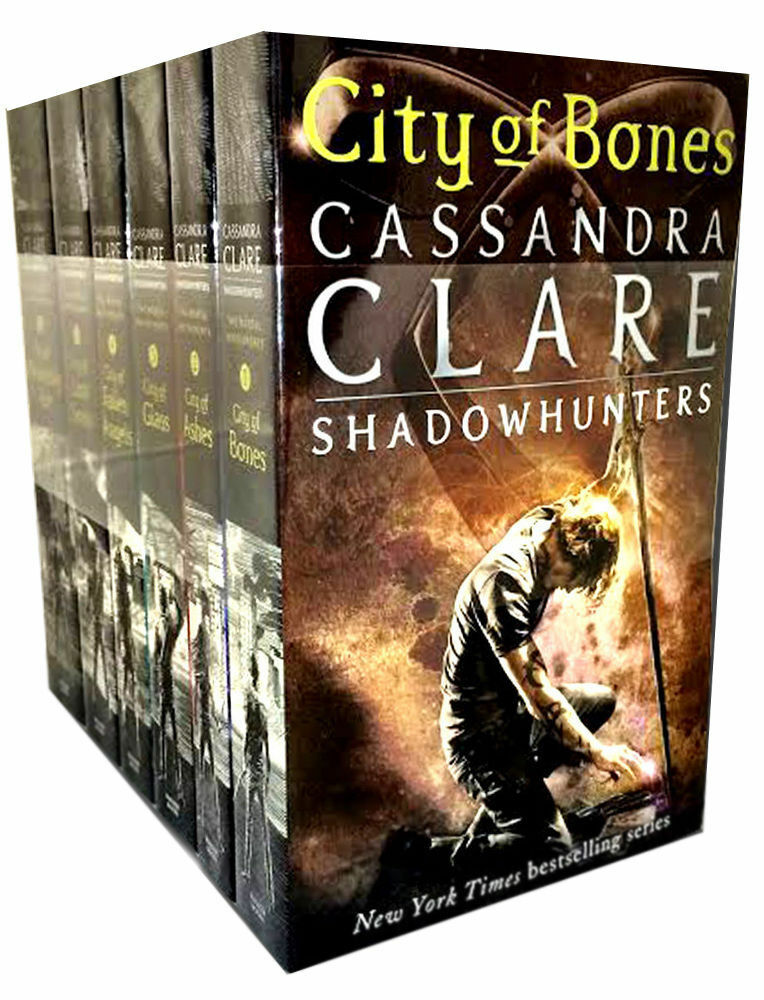 Cassandra Clare Mortal Instruments 6 Books Collection Pack ...