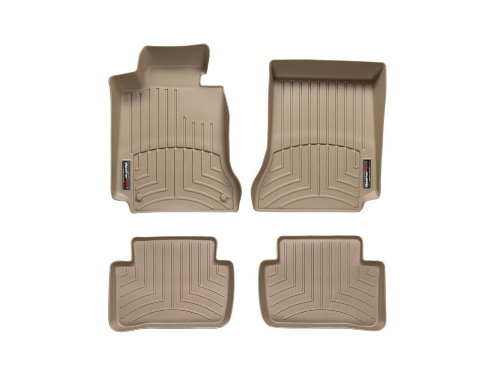 Weathertech Digitalfit Floorliner Mercedes C Class Sedan