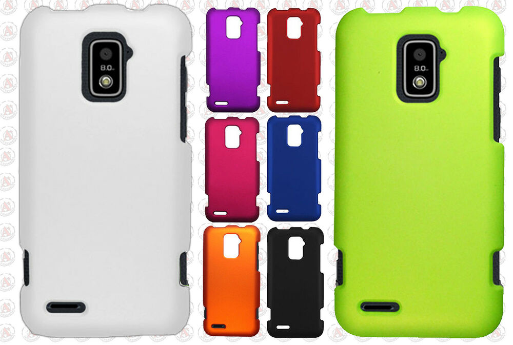 ... Warp 4G ZTE N9510 Rubberized HARD Protector Case Phone Cover : eBay