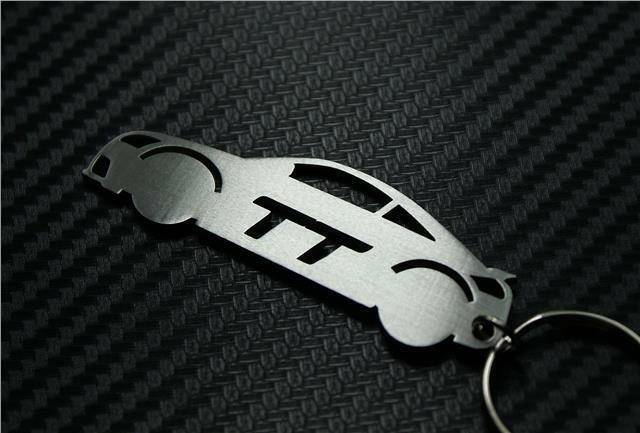 audi tt car tt keyring schl sselring porte cl s quattro coupe sport s line 1 8 ebay. Black Bedroom Furniture Sets. Home Design Ideas