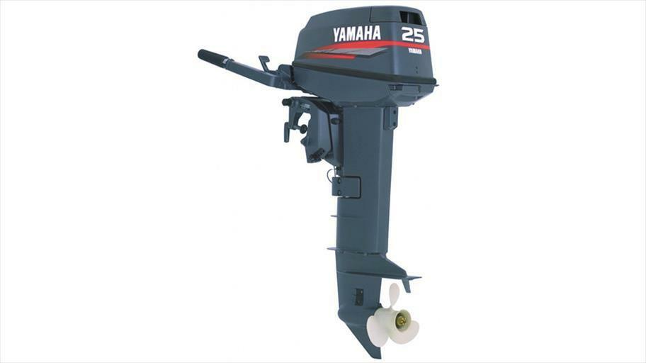 New yamaha 2 two stroke 25 hp outboard boat motor engine for 25hp yamaha 2 stroke