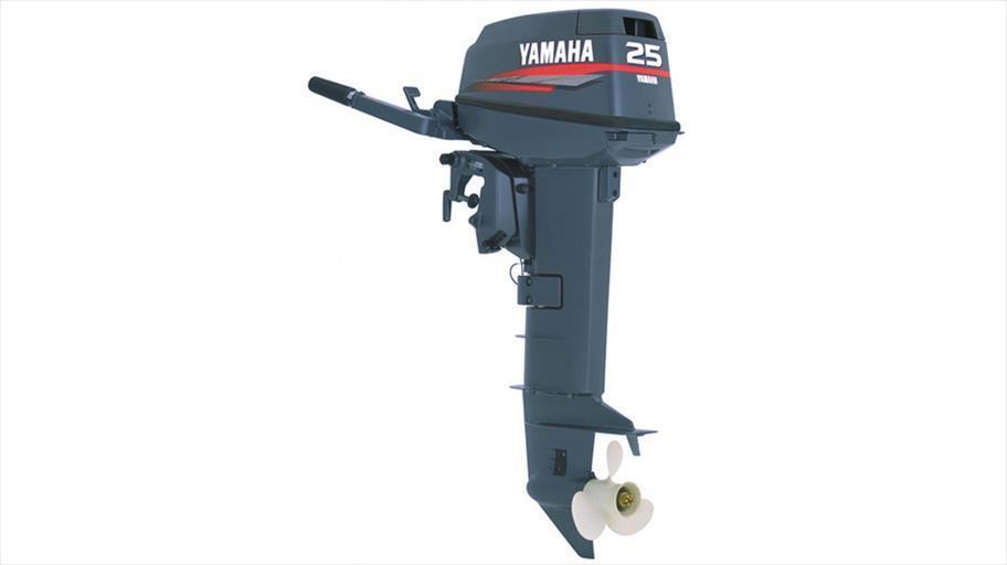 New yamaha 2 two stroke 25 hp outboard boat motor engine Two stroke outboard motors