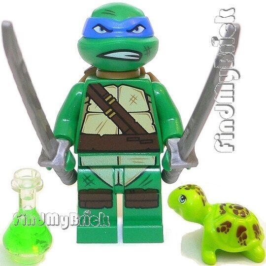 Lego Teenage Ninja Turtles Toys : Lego tmnt teenage mutant ninja turtles minifigure turtle