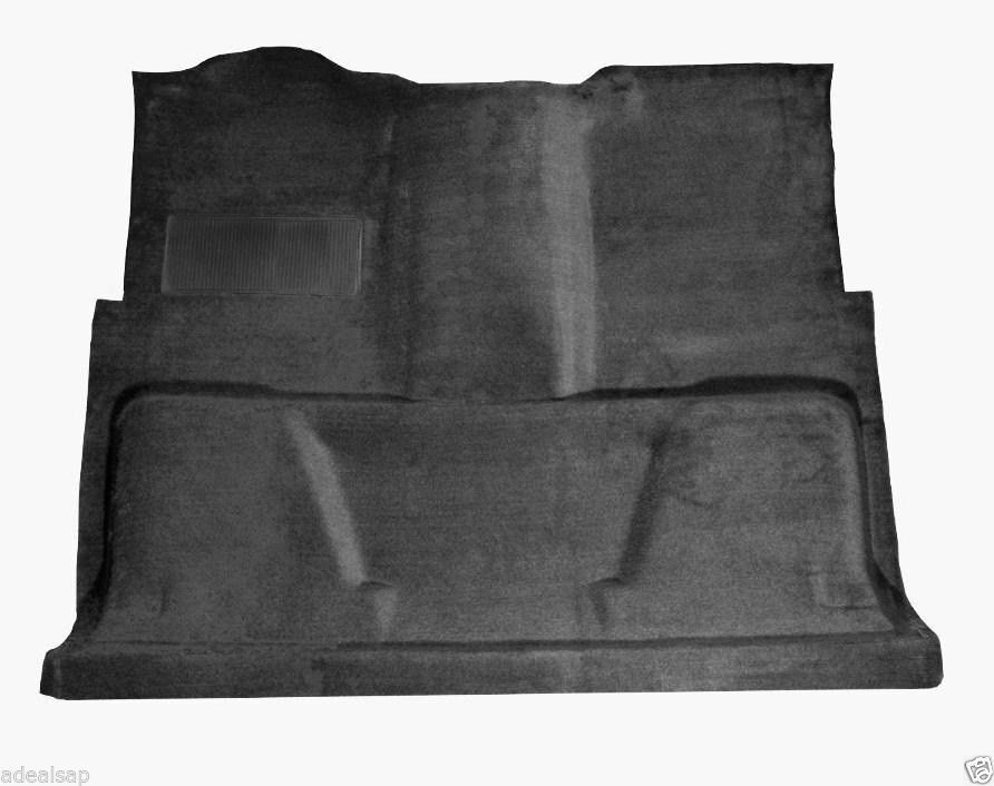 Acc Black 1974 79 Ford Pickup Truck Std Cab Molded