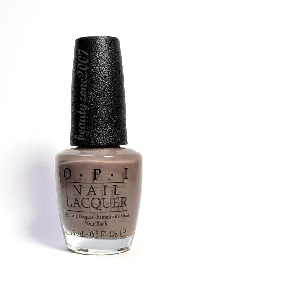 Opi Nail Polish Lacquer B85 Over The Taupe 0.5floz | eBay