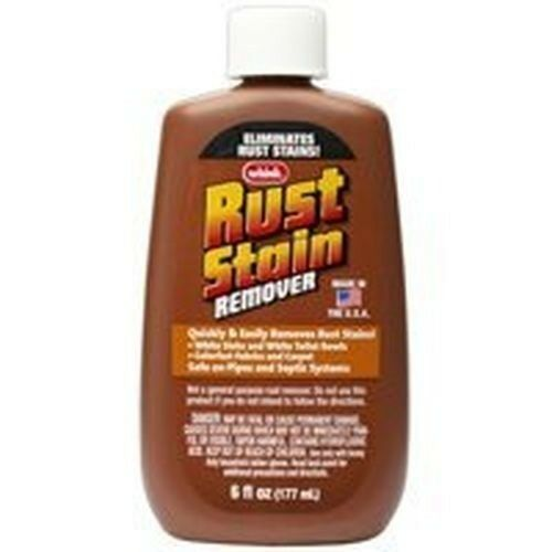 new whink 01261 6oz liquid rust and stain remover cleaner usa made sale fresh ebay. Black Bedroom Furniture Sets. Home Design Ideas