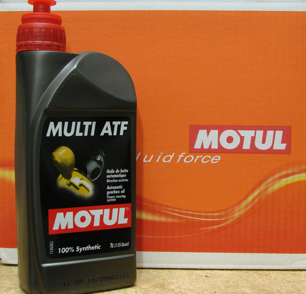 motul multi atf automatic gearbox oil 100 synthetic 1. Black Bedroom Furniture Sets. Home Design Ideas
