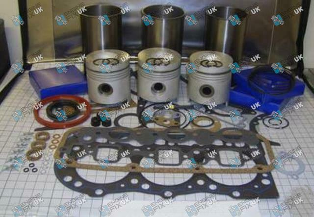 Ford 2000 Tractor Nose : Ford tractor engine rebuild kit  ebay