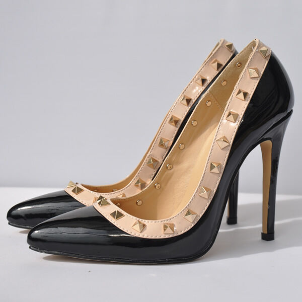 womens sepcial pointed stiletto high heels court