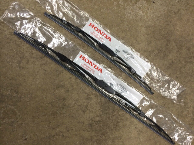 Genuine Oem Honda Accord Front Windshield Wiper Blades