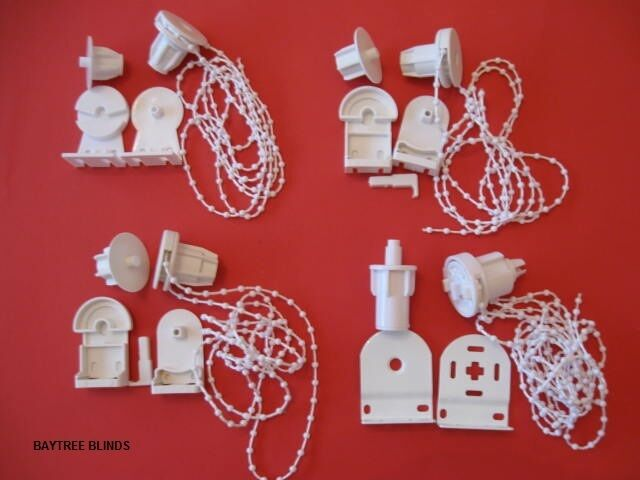 roller blind side pulley chain repair fitting kit spare. Black Bedroom Furniture Sets. Home Design Ideas