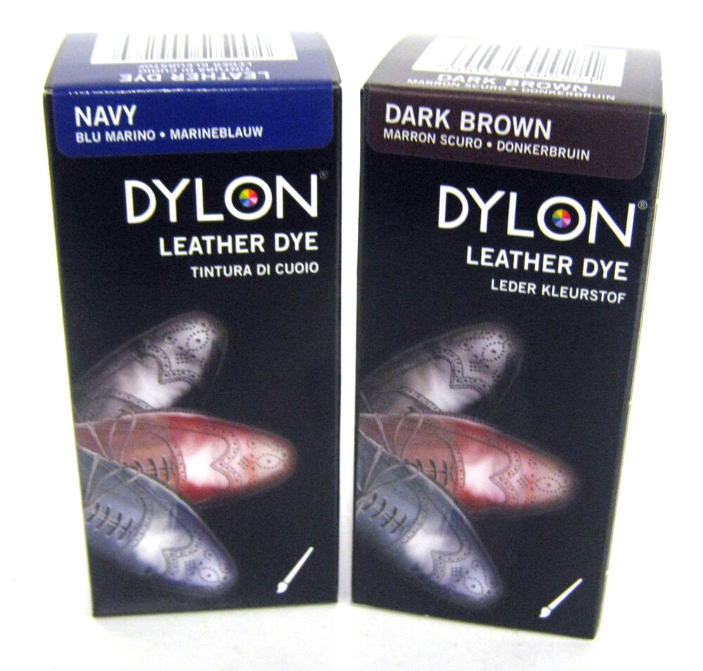 dylon leather shoe dye 2 colours available ebay