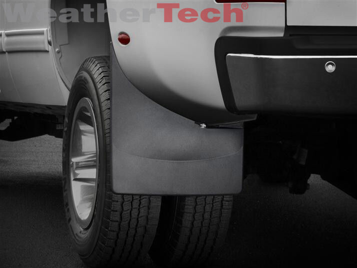 Weathertech 174 No Drill Mudflaps Gmc Sierra Dually 2008