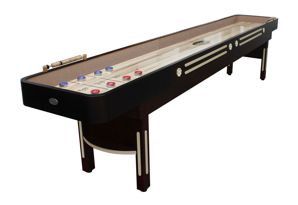 12 foot shuffleboard table the limited premier in for 12 foot shuffle board table