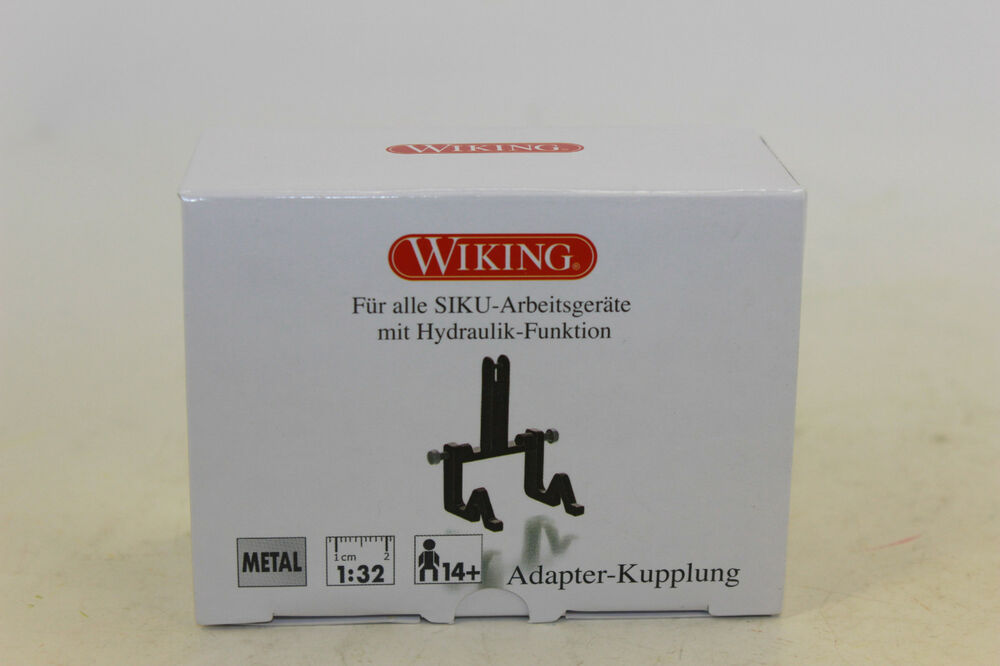 wiking 773 87 adapter kupplung f r siku anbauteile 077387. Black Bedroom Furniture Sets. Home Design Ideas