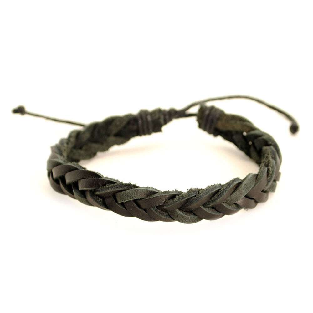 leather bracelet for men - photo #15