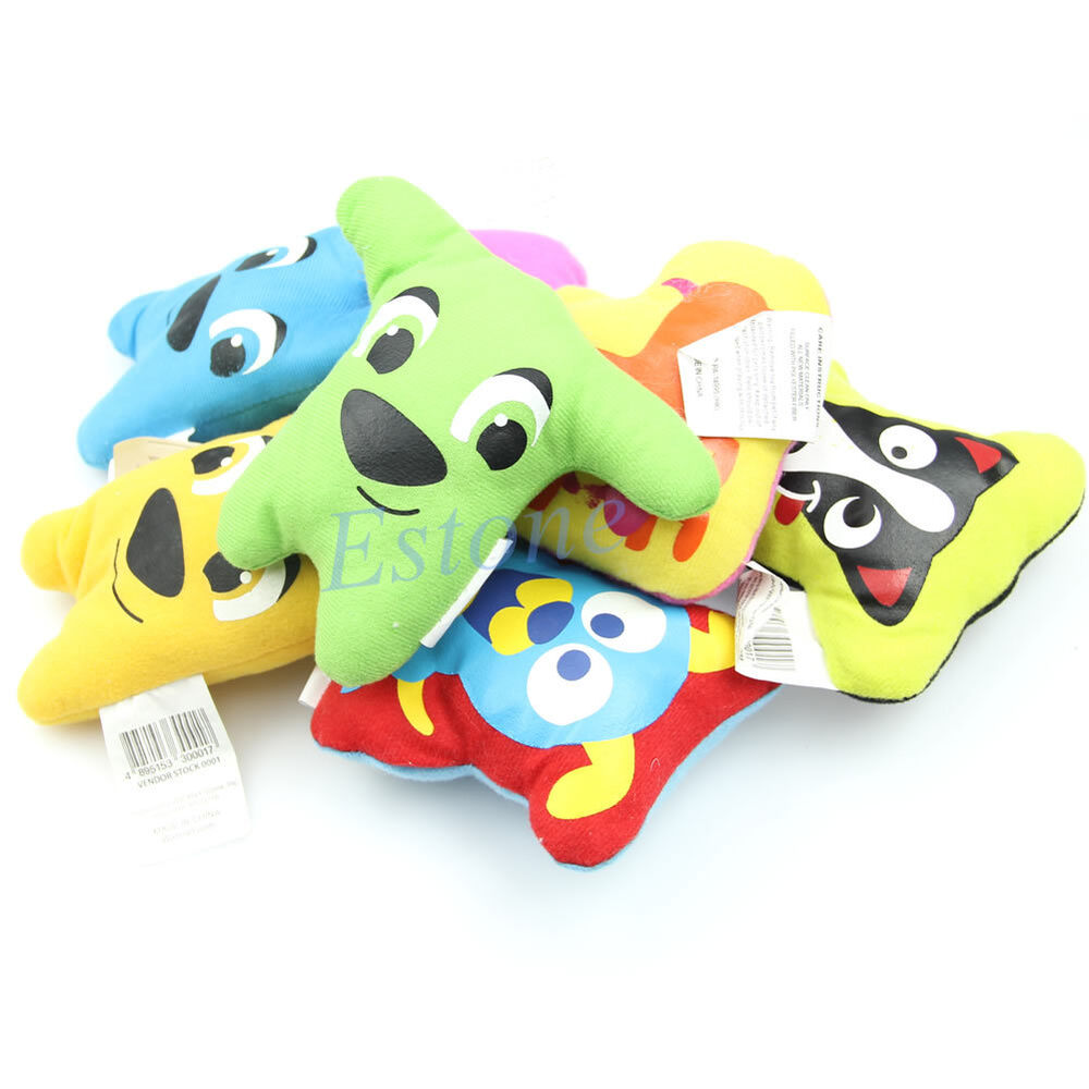 Funny Dog Toy Sound Squeaker For Dog Duck Pig Elephant ... |Fun Dog Toys
