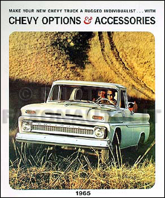 400629510824on 1966 Chevy Pickup Truck