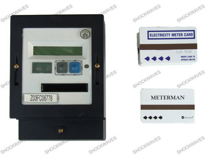 Electricity Coin Meter : Magnetic card electricity timer sunbed snooker washing