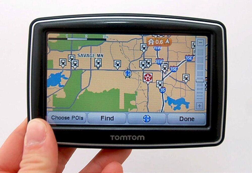 tomtom xl 350t car gps set usa canada mexico maps lifetime traffic 350 t kit b 636926041287 ebay. Black Bedroom Furniture Sets. Home Design Ideas