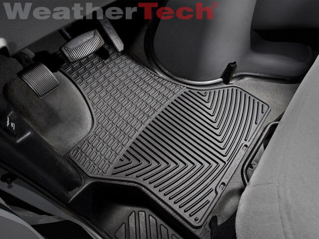 Weathertech 174 All Weather Floor Mats Ford Econoline E
