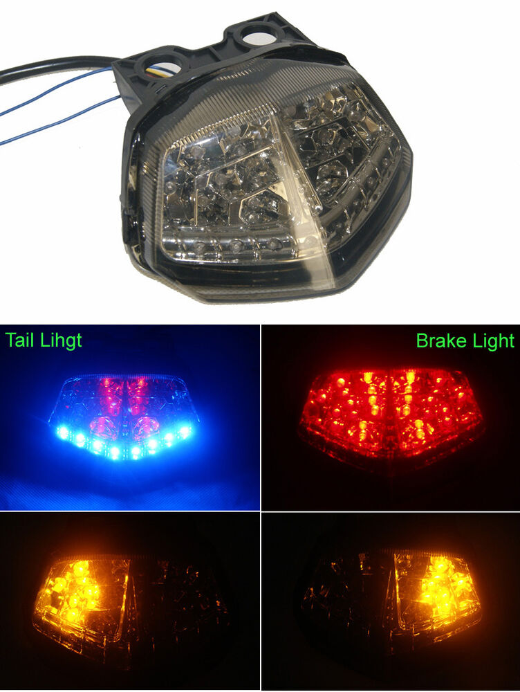 Kawasaki Ninja  Tail Light Signals